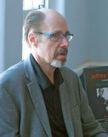 Jeffrey Deaver at Woodbridge library